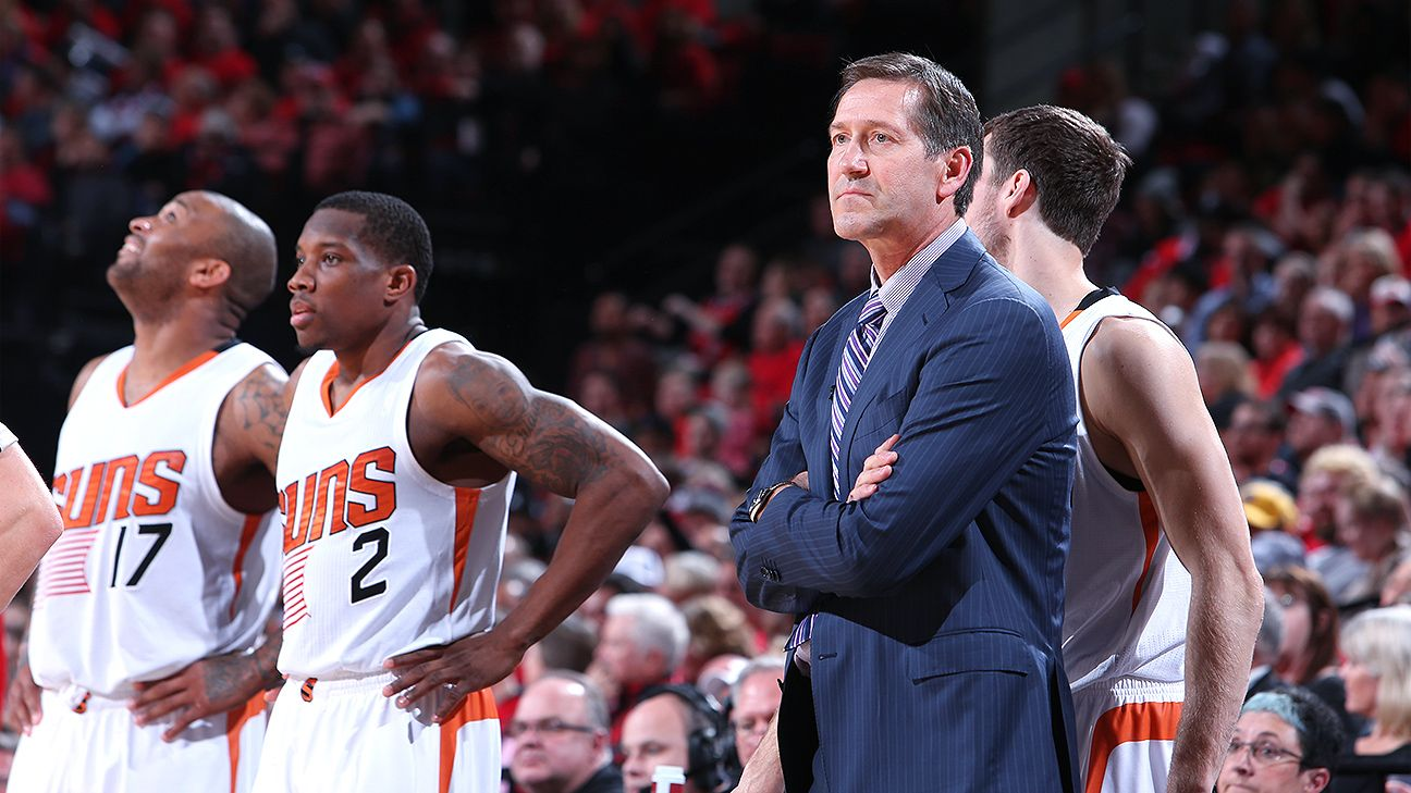 Jeff Hornacek fired as Phoenix Suns continue to lose
