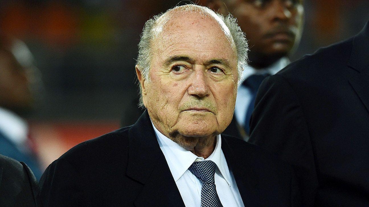 Sepp Blatter still intending to relinquish FIFA presidency
