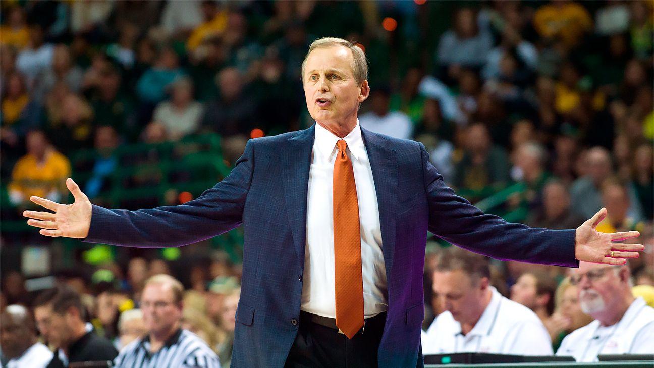 Tennessee hires Rick Barnes
