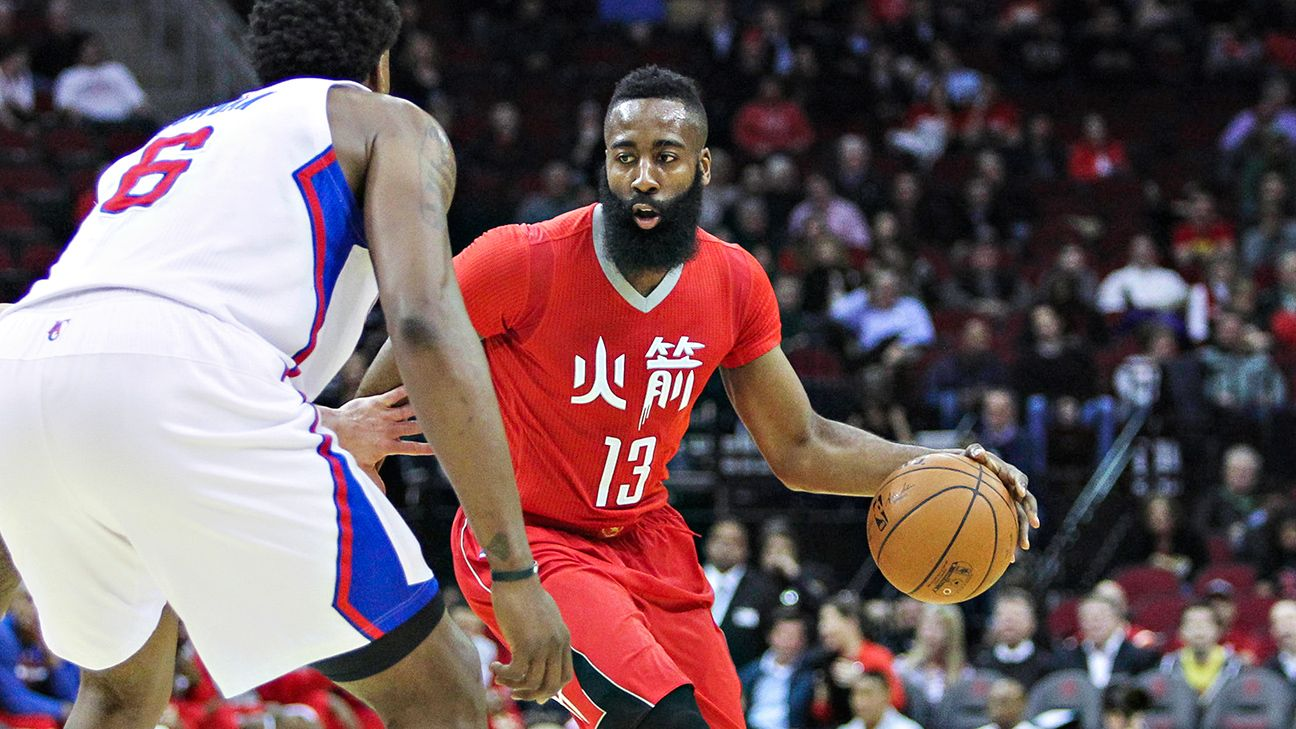 Playmaker role suits Harden just fine