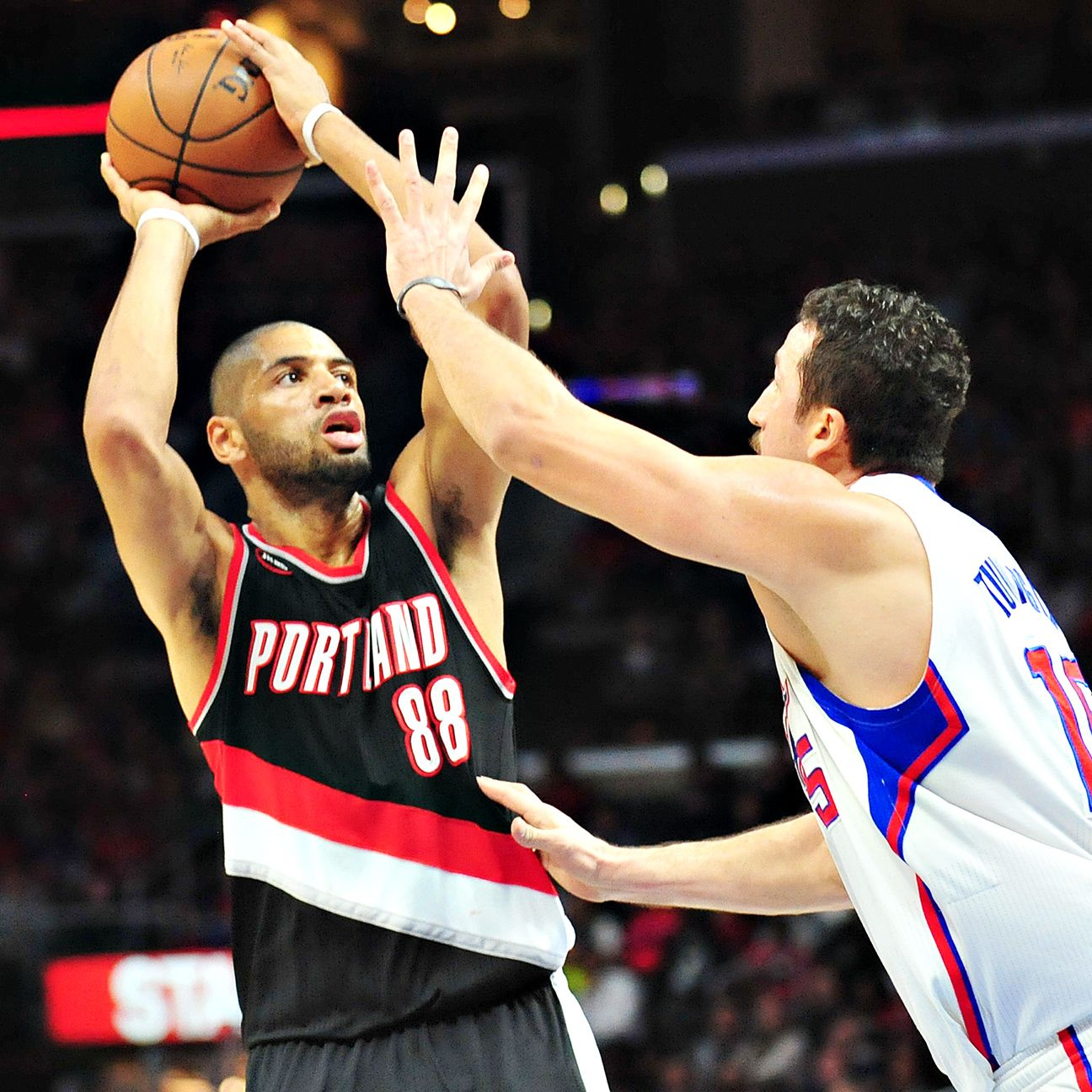 Portland Trail Blazers Agree To Trade Nic Batum To