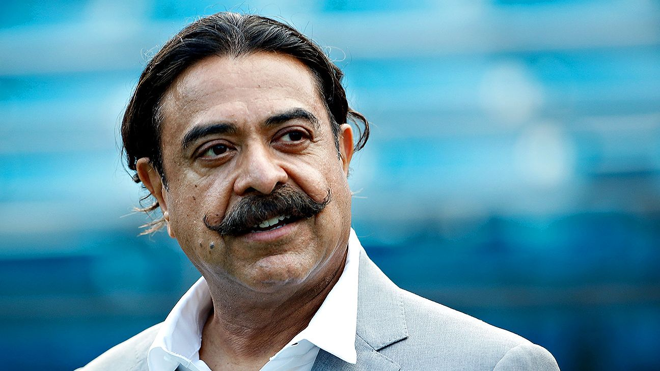 Jaguars Owner Shahid Khan Weighs In On St Louis Rams