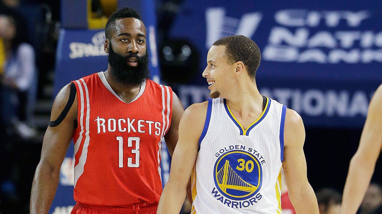 Harden, Rockets disappointed in MVP decision, focused on title