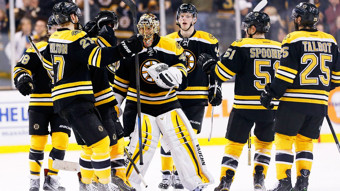 Bruins playing their way back into Eastern Conference picture