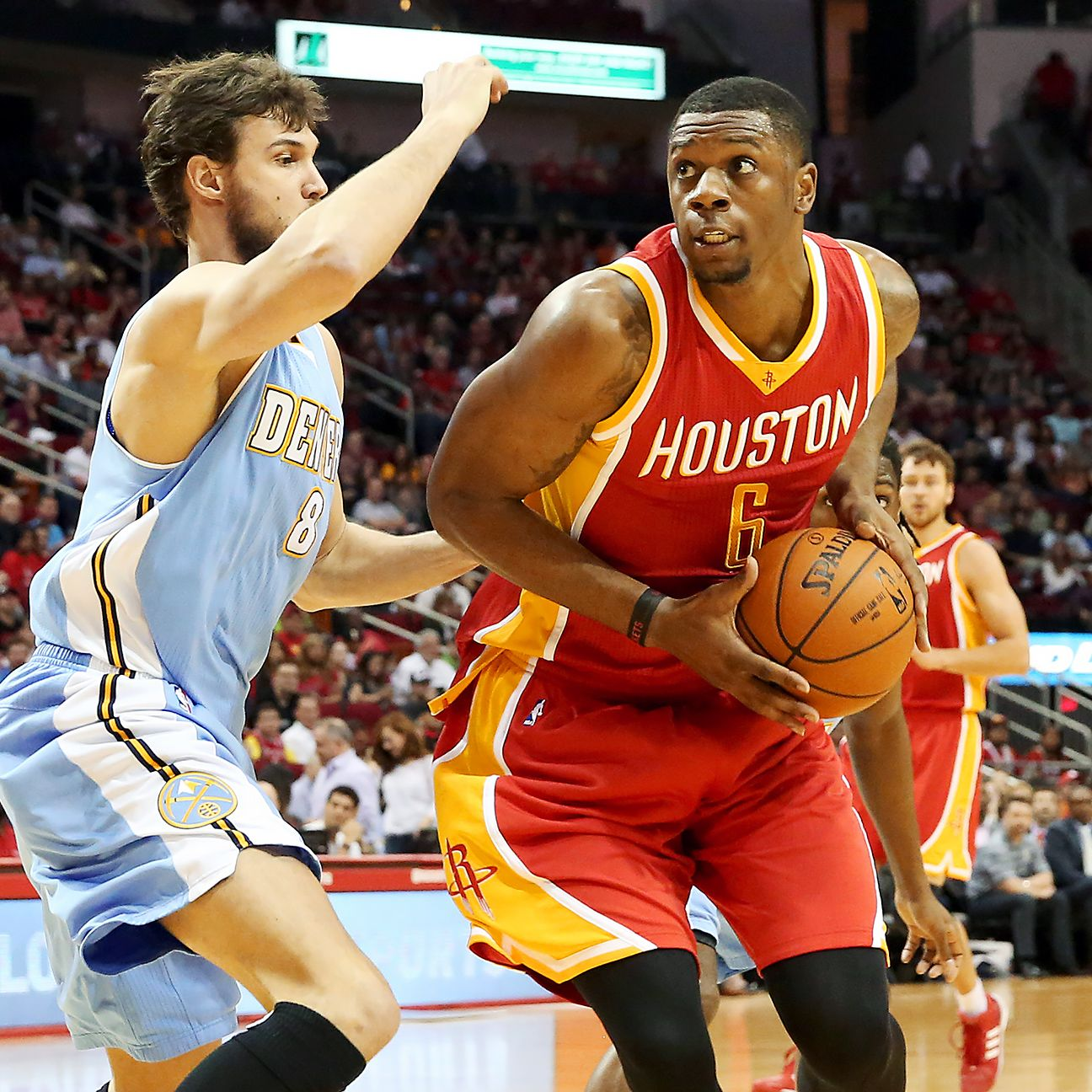 Houston Rockets Where To Watch The Upcoming Match Espn: Terrence Jones Misses Practice With Bruised Ribs