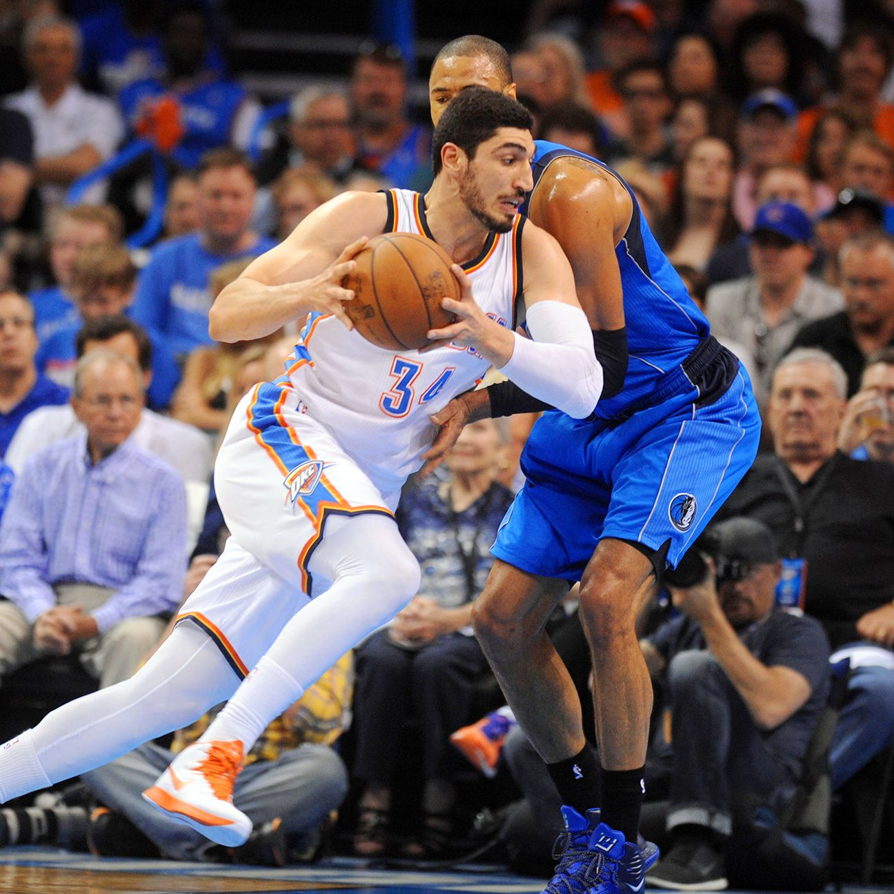 oklahoma city thunder match enes kanter offer sheet of