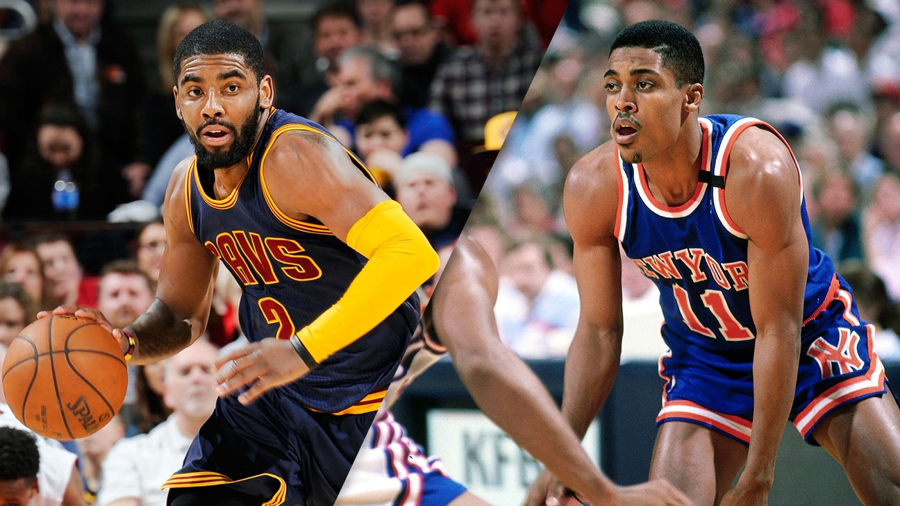 Nba Kyrie Irving Is An Evolved Version Of His Godfather