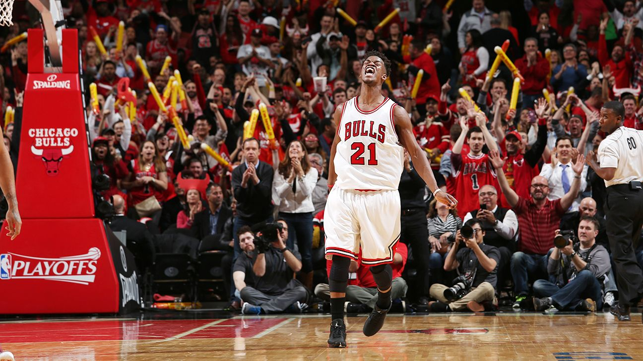 Butler's defining splash couldn't come at better time for Bulls