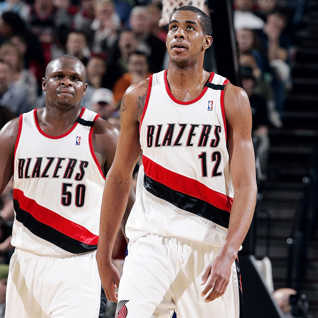 LaMarcus Aldridge Following In Zach Randolph's Footsteps
