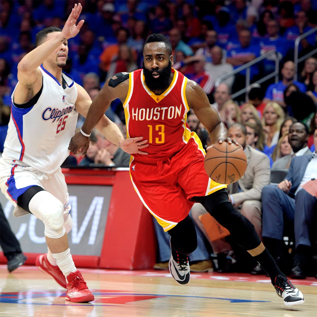 James Harden Free Agency: Sources: Rockets' James Harden (flu) Improving Heading