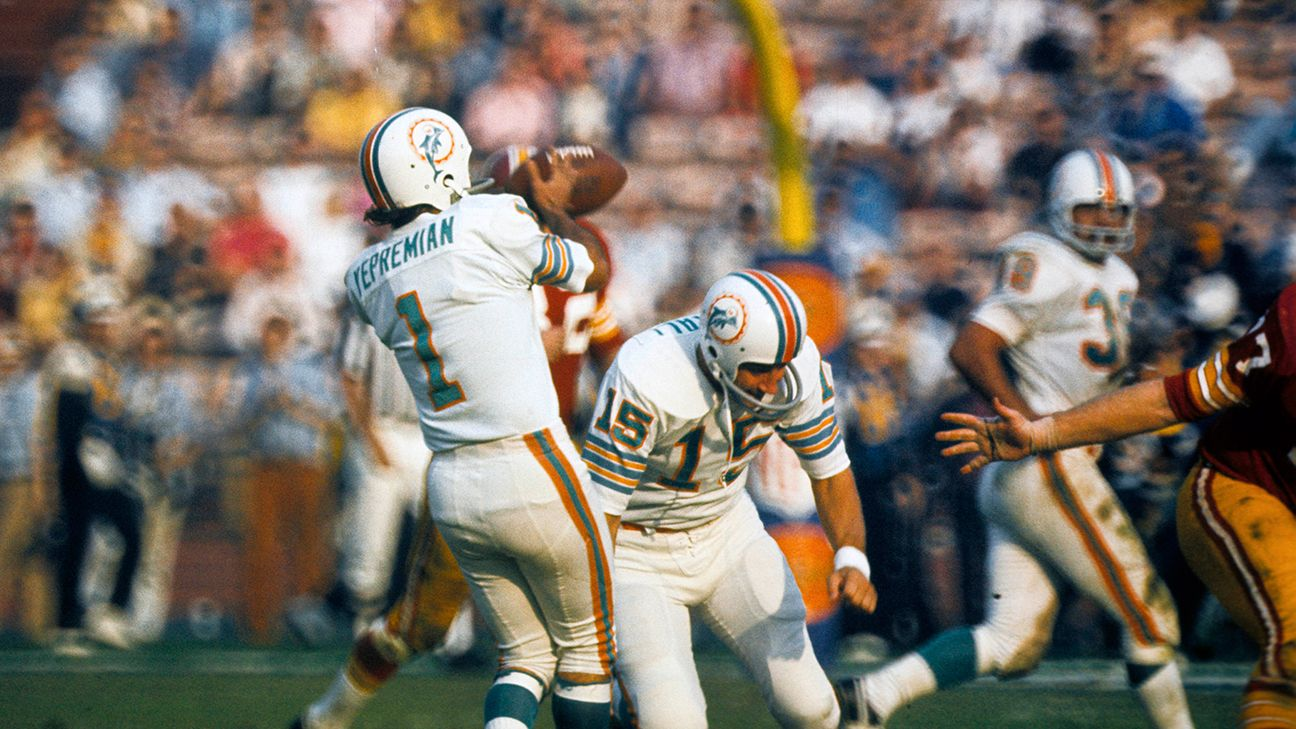 Garo Yepremian Super Bowl Winning Kicker For Perfect 1972 Miami Dolphins Dies At 70
