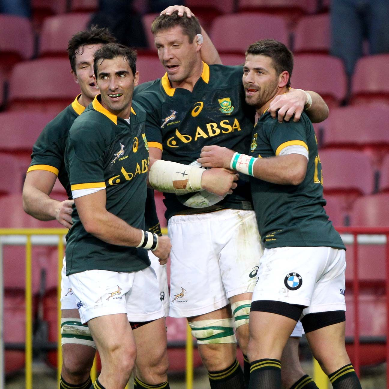 Old Deer Park Rugby Club: Bakkies Botha To Face Springboks With World XV