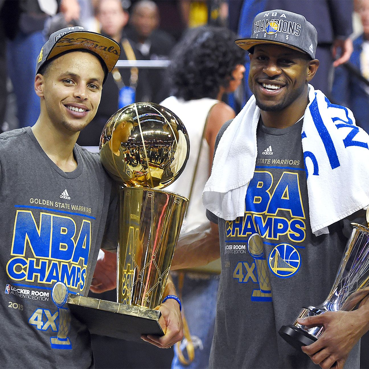 2015 NBA Finals - Champion Golden State Warriors find ways to surprise again