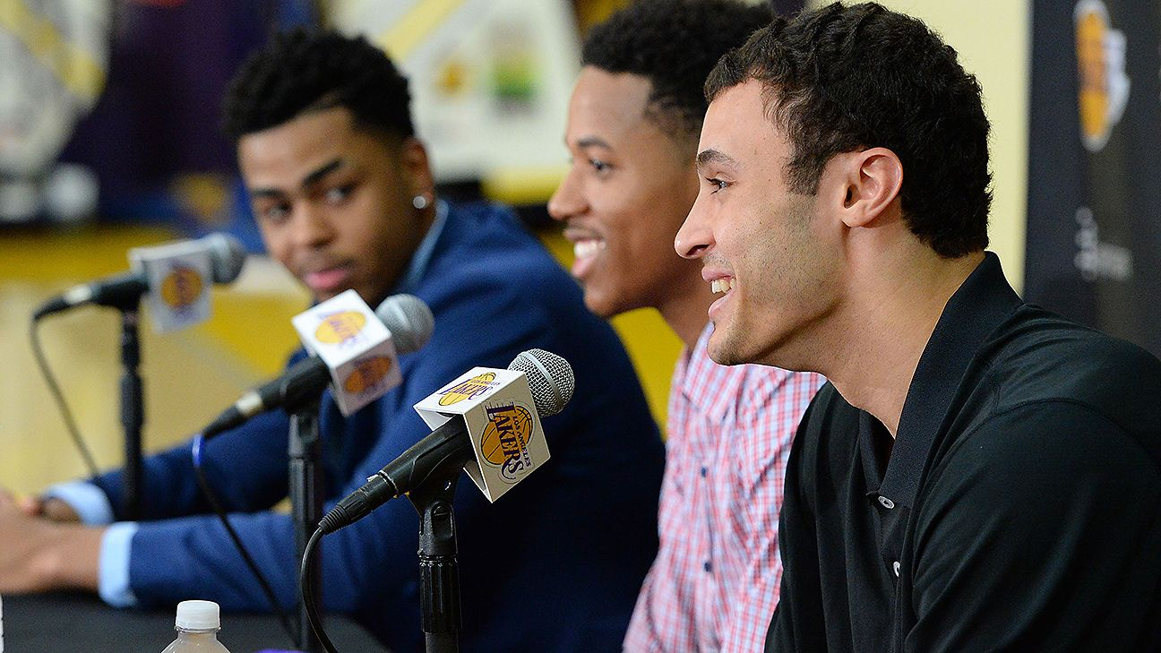 Larry Nance Jr. says he was 'terrified' of Kobe Bryant's reaction to tweet