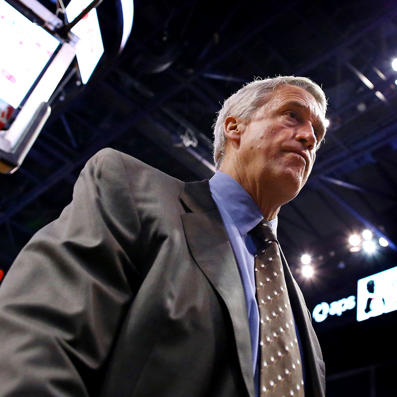 Portland Trail Blazers Fire Assistant Coach Kim Hughes For