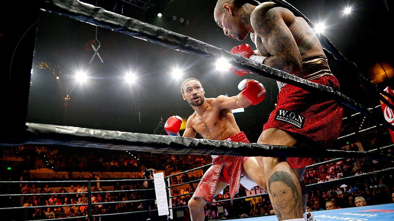 Thurman, Porter put friendship aside for big fight