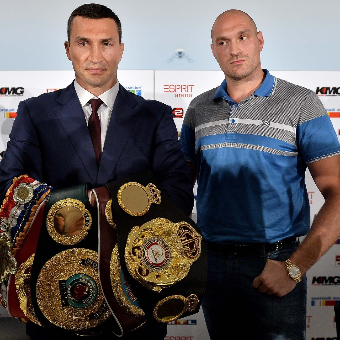 Heavyweight Champion Wladimir Klitschko Postpones Tyson