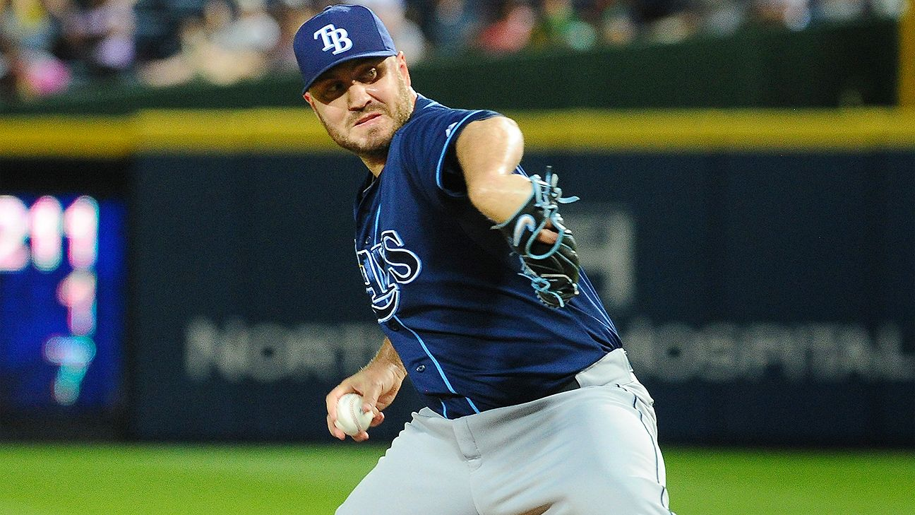 Minnesota Twins acquire Kevin Jepsen from Tampa Bay Rays ...