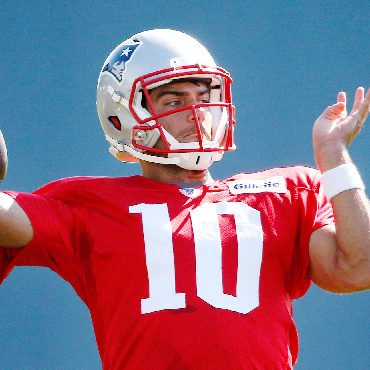 Thursday Camp Preview: All Eyes On Patriots QB Jimmy Garoppolo