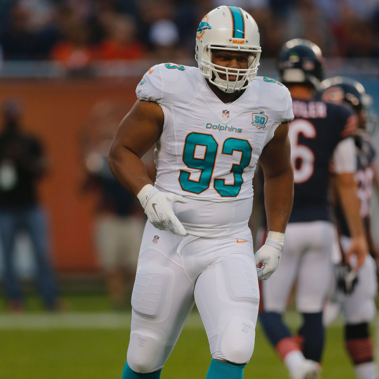 The Raiders Can And Should Sign Ndamukong Suh: Ndamukong Suh, Dolphins Have Respect For Redskins QB Kirk