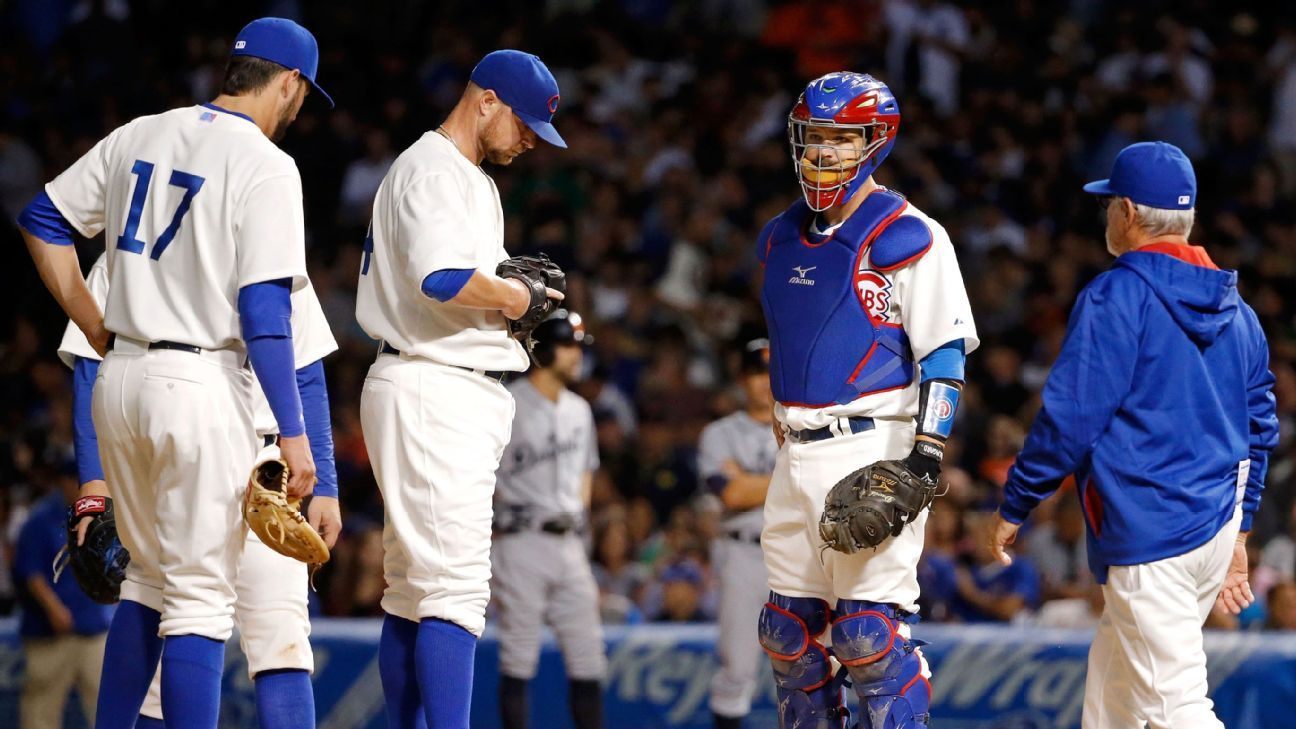 Cubs got beat up and swept -- but hooray, we're still talking September baseball
