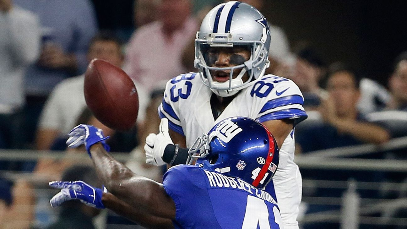 Dez Bryant's injury will give Terrance Williams chance to shine