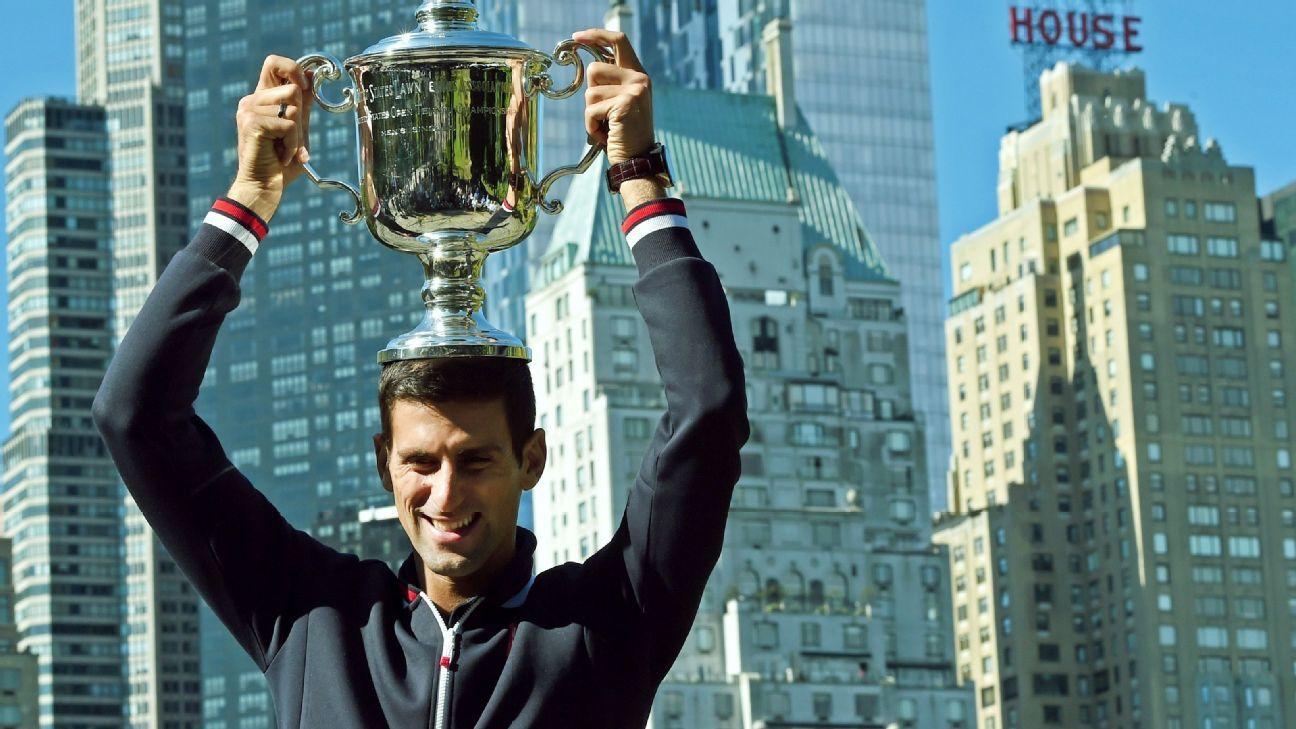 Novak Djokovic, Roger Federer at heart of 'great' debate