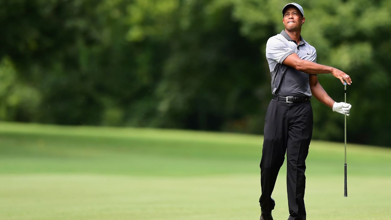 Tiger Woods faces yet another injury setback