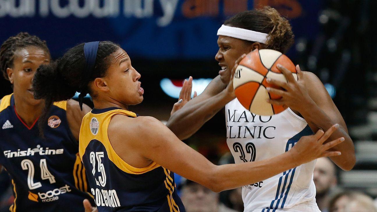 WNBA Finals comes down to decisive Game 5