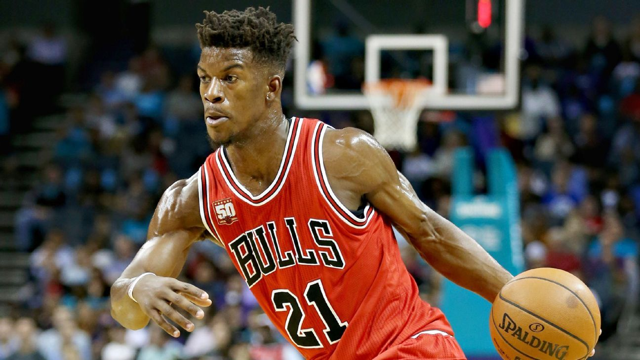 Bulls' Jimmy Butler: I'll ask for matchup on Stephen Curry