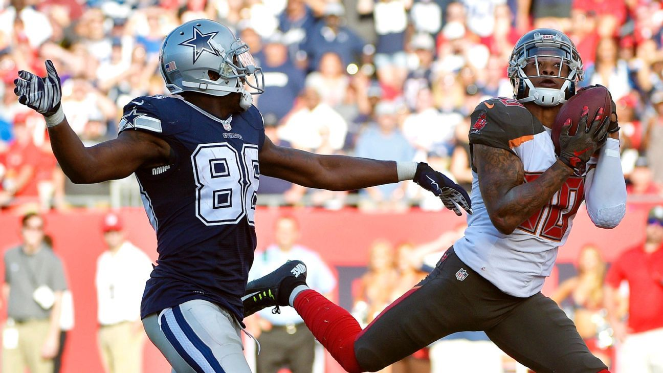 A day to forget for Dez Bryant