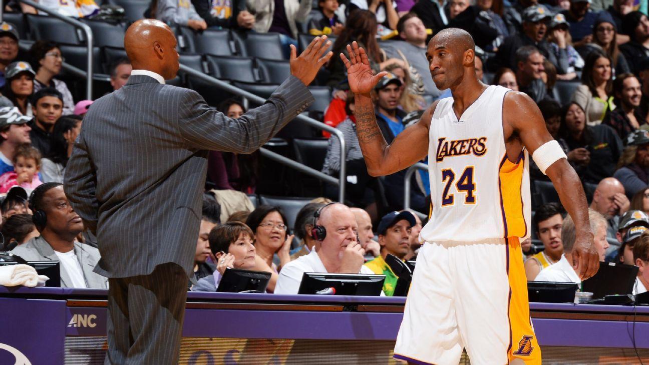 Kobe Bryant shocked Byron Scott, and himself, with retirement declaration