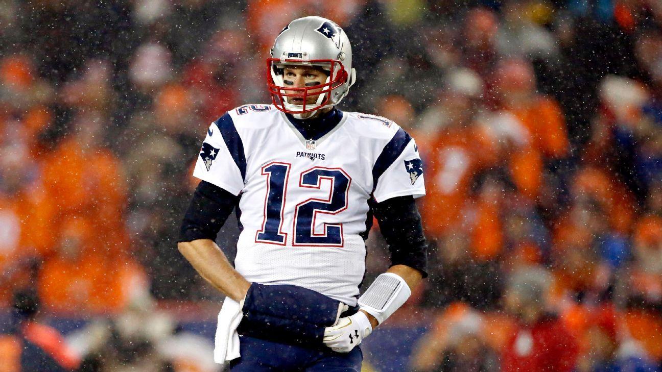 Patriots QB Tom Brady 'pissed off' after OT loss to Broncos