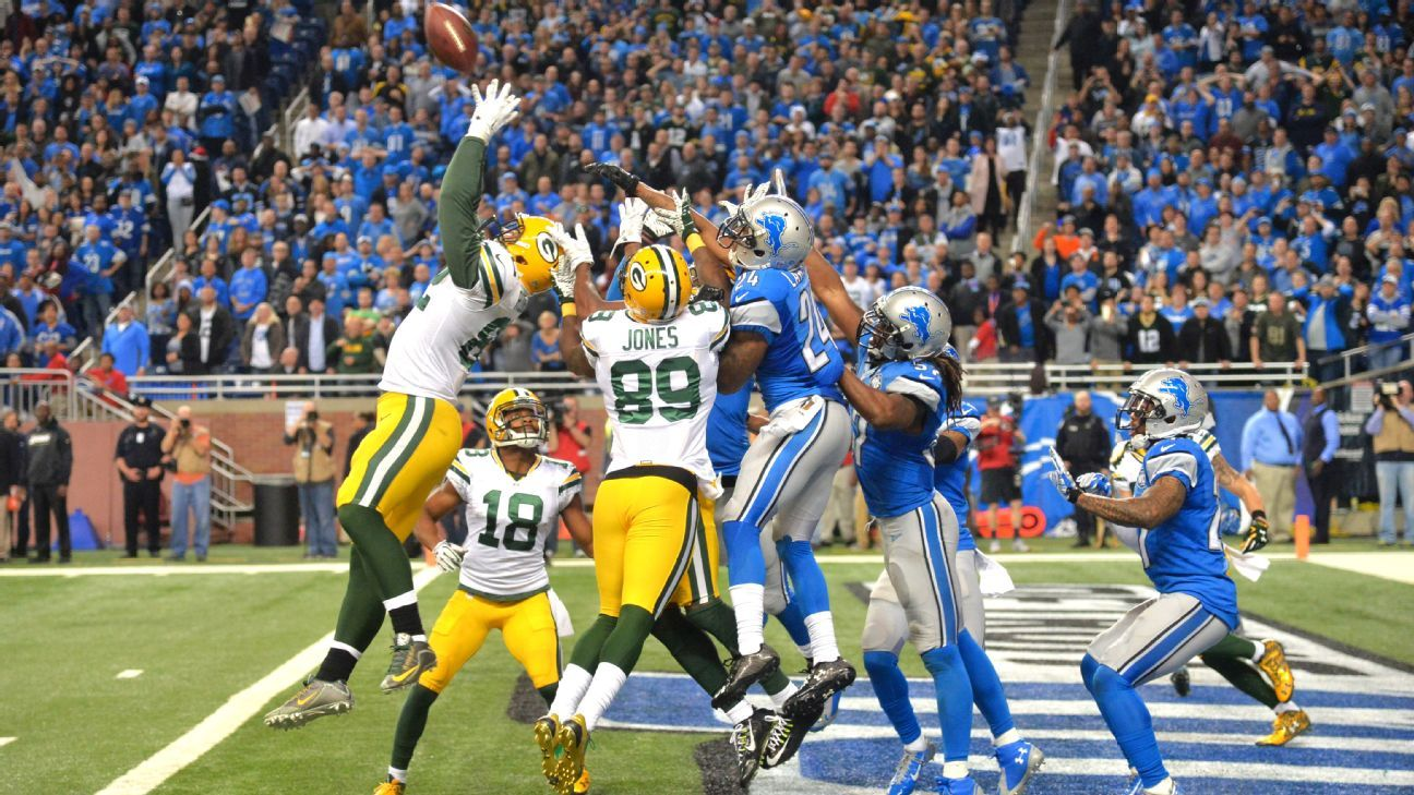 The Hail Mary that saved the Green Bay Packers' season ...