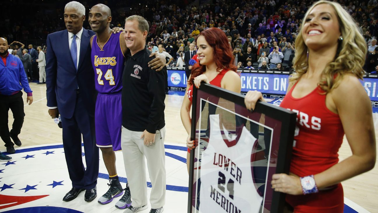 Kobe Bryant requests no more gifts, ceremonies during ...