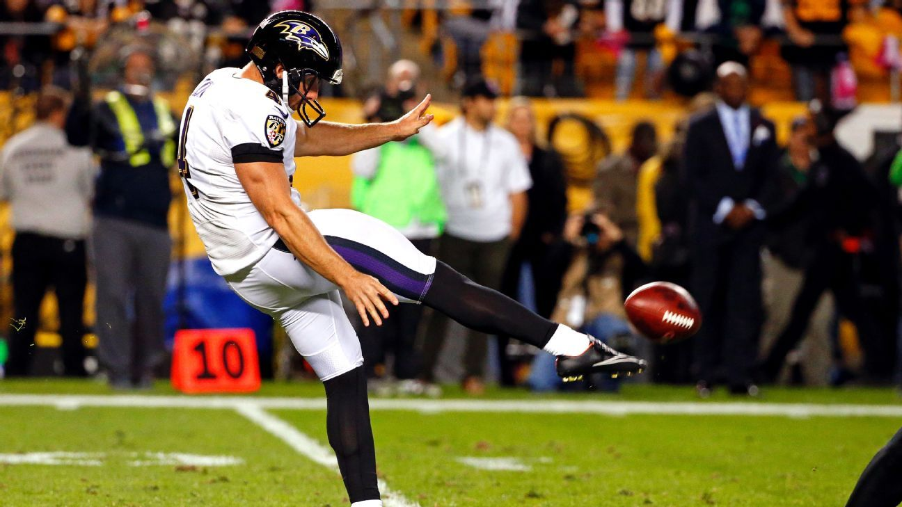 Sam Koch has changed the punting game -- and almost no one noticed