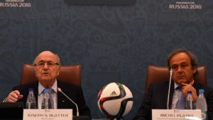 Breaking News: Sepp Blatter and Michel Platini given eight-year bans by FIFA. [Full Details]