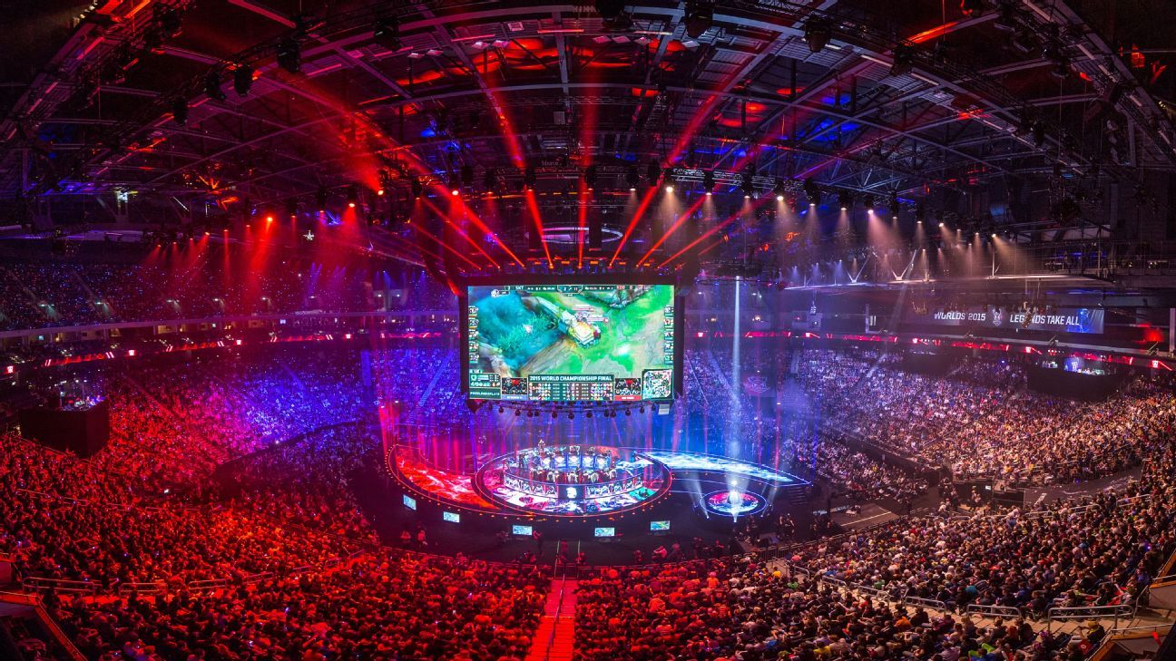 Latest League of Legends news - esports