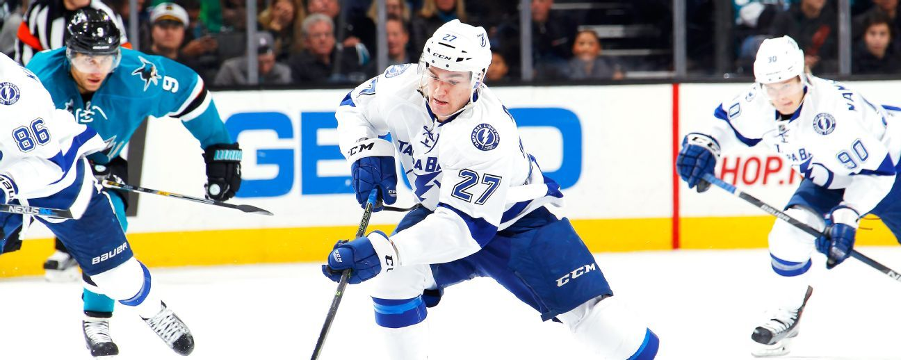 NHL - Morning 3-on-3 -- What Happens Now For Jonathan Drouin And The Tampa Bay Lightning