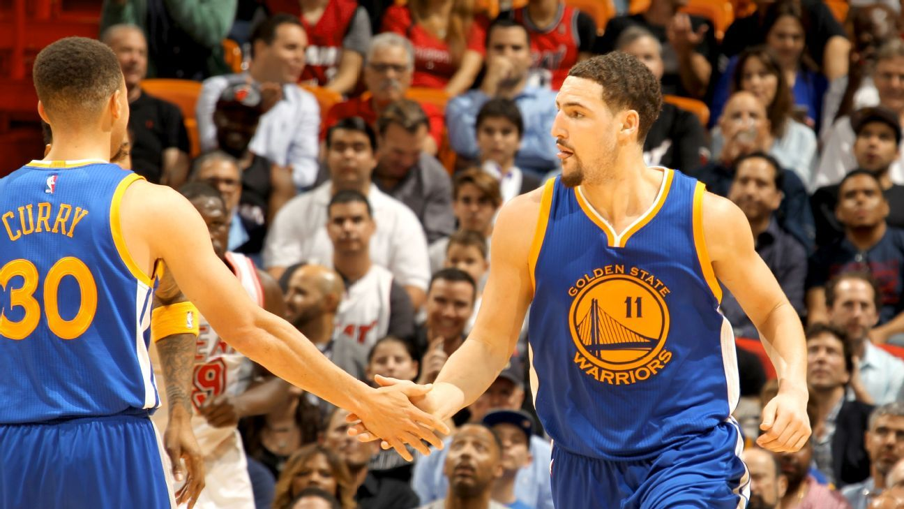 Wizardry from the Splash Brothers in Golden State Warriors' win - Golden State Warriors Blog- ESPN