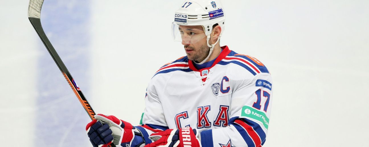 Is Ilya Kovalchuk Returning To The NHL? The Plot Thickens