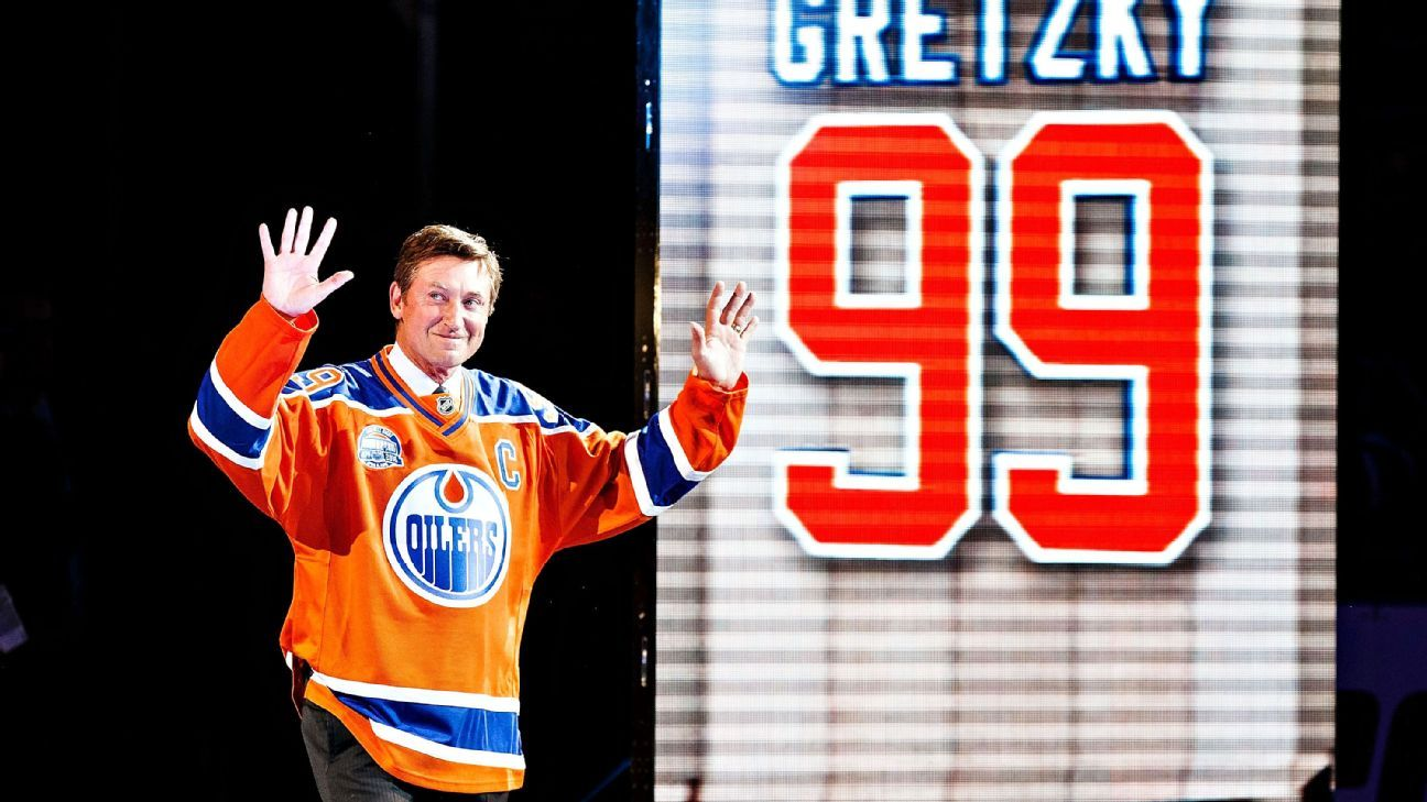 Oilers, Gretzky, Fans Bid Goodbye To Rexall Place