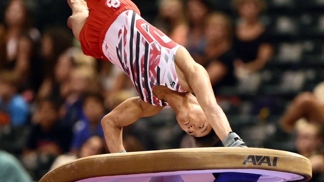 Oklahoma Sooners defend NCAA men's gymnastics title with ...