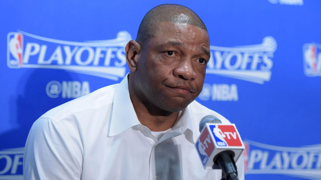 Doc Rivers stays strong in the midst of Los Angeles Clippers