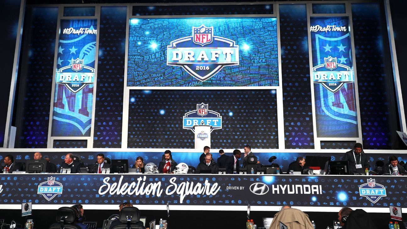 Cleveland Browns, Tennessee Titans sitting pretty for 2017 NFL draft