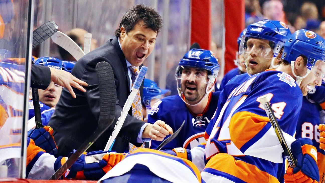 List Of New York Islanders Lines By Season