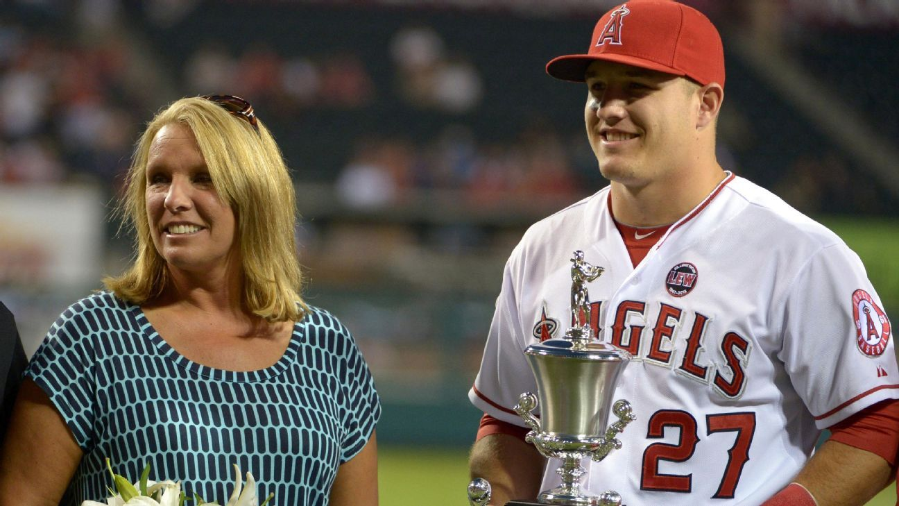 MLB stars share their appreciation for Mom on Mother's Day