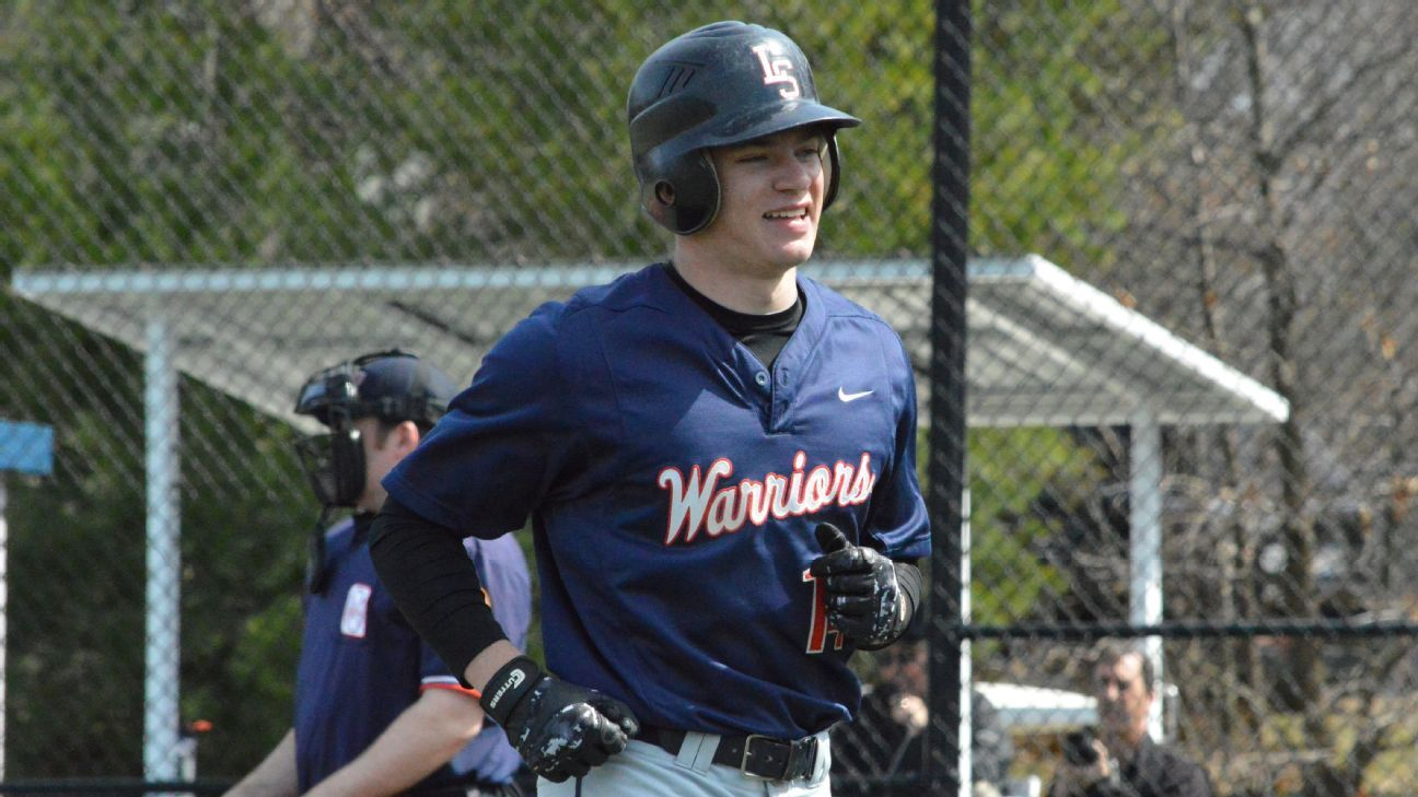 Mr. Baseball Watch: Fiery first half for L-S' Chris ...