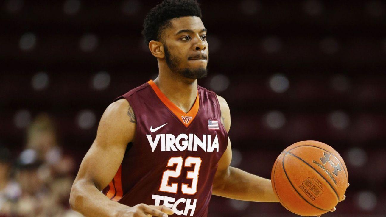 Jalen Hudson to transfer from Virginia Tech Hokies to ...