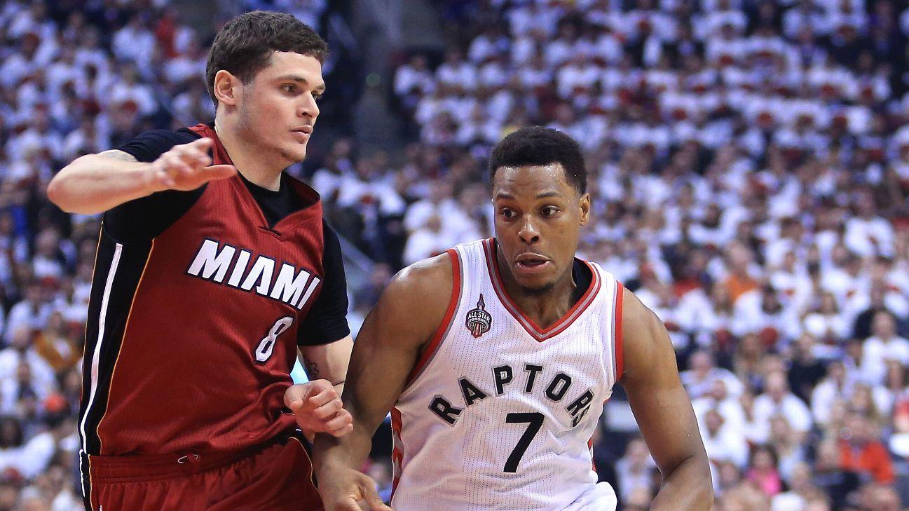 Toronto Raptors, Kyle Lowry roll past Miami Heat in Game 7 - NBA-  ESPN